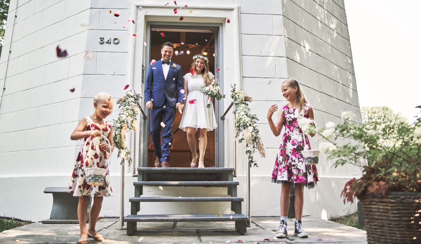 Heiraten im Lichtturm Solingen