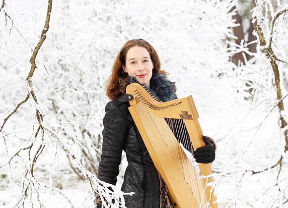Nadia Birkenstock – Keltische Harfe & Gesang